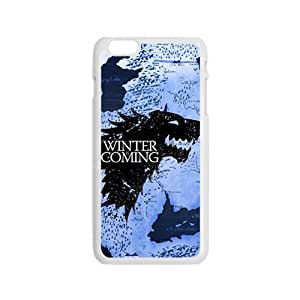 Winter coming map Cell Phone Case for iPhone 6