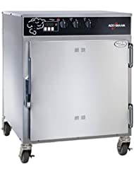 Alto-Shaam 767-SK/III Mobile Cook and Hold Smoker Oven with Deluxe Control - Holds 9 Food Pans