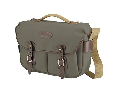 - Billingham Hadley Pro Shoulder Bag (Sage/Chocolate)