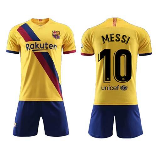 Fu/ßballbekleidung Anzug Barcelona Home Plaza Jersey Neue 10 Messi Coutinho Kinder Erwachsene Sport Fu/ßballbekleidung Anzug