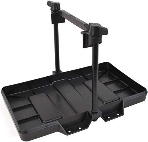 Attwood 9091-5 Battery Tray, 27 series, Black (Renewed)