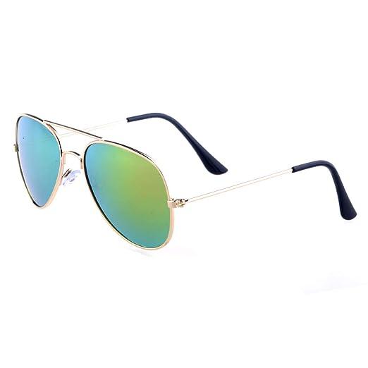 5082d9733a Amazon.com  Shileded Kids Baby Sunglasses Aviator Sunglasses