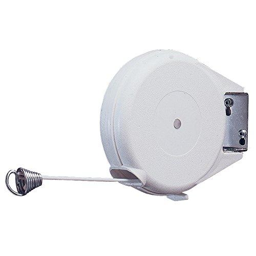 Strata Heavy Duty Outdoor / Indoor Dryer, 50-Feet Line Drying with Retractable Reel