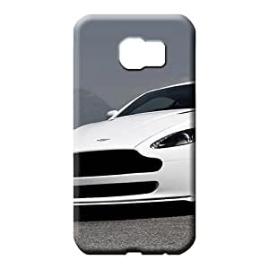 samsung galaxy s6 edge Slim Top Quality For phone Cases cell phone case Aston martin Luxury car logo super