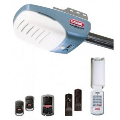 GENIE 37282R Garage Door Opener with 3/4+ HPc DC Screw (Genie Garage Door Opener Smart)