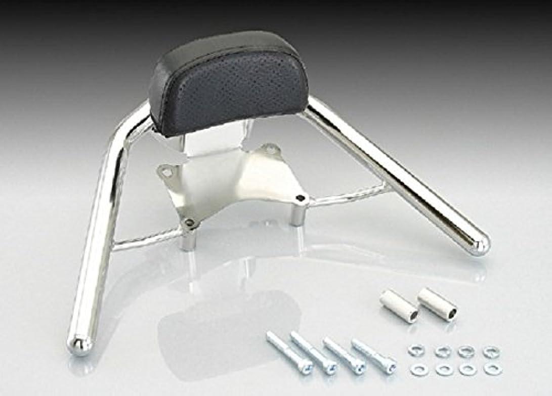 叫び声激しい破壊的HUILI-JPHOME 取り付け可能 シシーバー バックレスト スズキ ブルバード M109R モデル 2006-2015対応