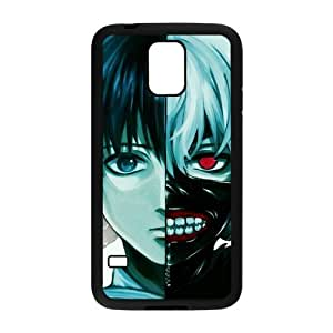 Custom Tokyo Ghoul Design TPU Snap On Case Cover Shell Protector For Samsung Galaxy S5 i9600