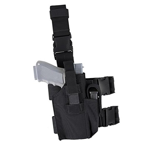 Drop-Leg-Holster-Molle-airsoft-holster-Thigh-Pistol-Gun-Holster-Tactical-Adjustable-Right-Handed-Carlebben