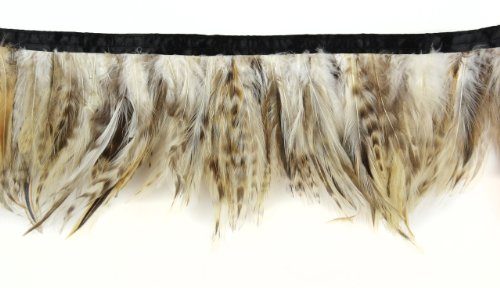 Price comparison product image Touch of Nature 38275 Strung Mixed Hackle Feather,  72-Inch