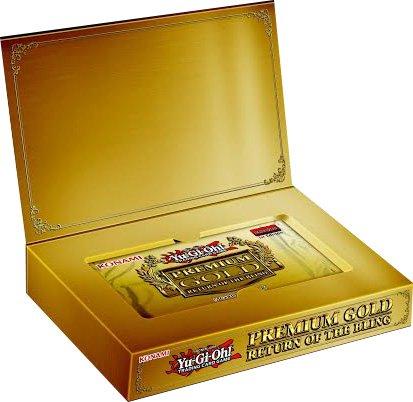 Gold Premium Series - 2