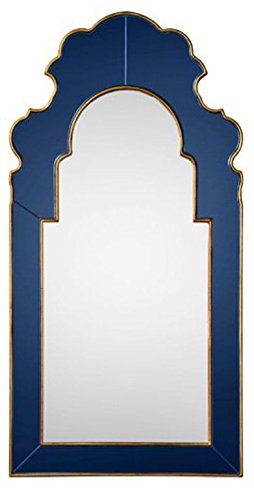 Mirror Framed Mirror - glass wall decorations - mirror wall art