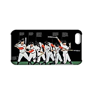 Generic Womon Plastic Design With Hunter Pence Case Slim Thin For Apple 5C