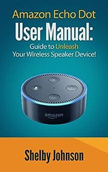Amazon Echo Dot User Manual ebook