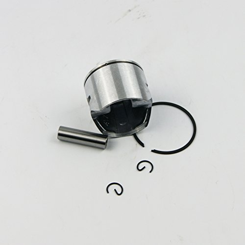 - 36mm Piston Set for 29cc 30.5cc ZENOAH/CY Engine Fits HP, FG, Rovan, KM, Goped