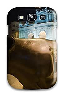 Elliot D. Stewart's Shop Top Quality Case Cover For Galaxy S3 Case With Nice Puerta De Alcal?? Appearance