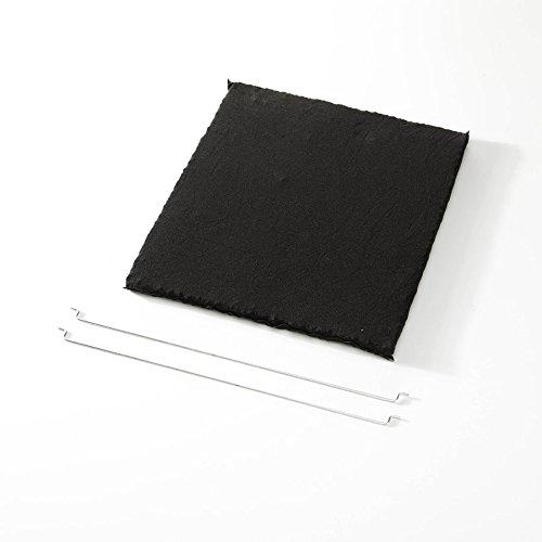 Elica F00439 Filtro accesorio para campana de estufa - Accesorio para chimenea (Filtro, Negro