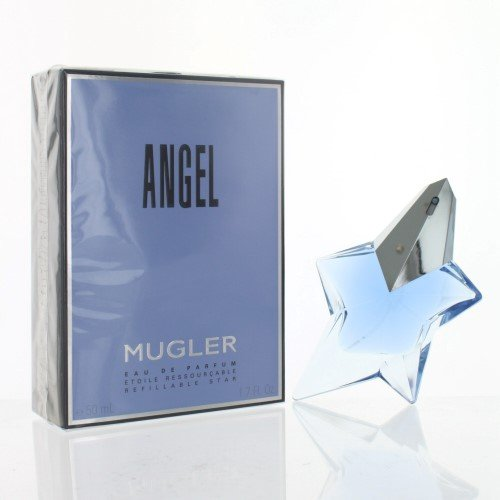 Angel Refill (Thierry Mugler Angel Eau De Parfum Spray Refill Bottle, 1.7 Ounce)