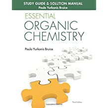 Amazon paula yurkanis bruice organic chemistry books study guide solution manual for essential organic chemistry 3rd edition fandeluxe Choice Image