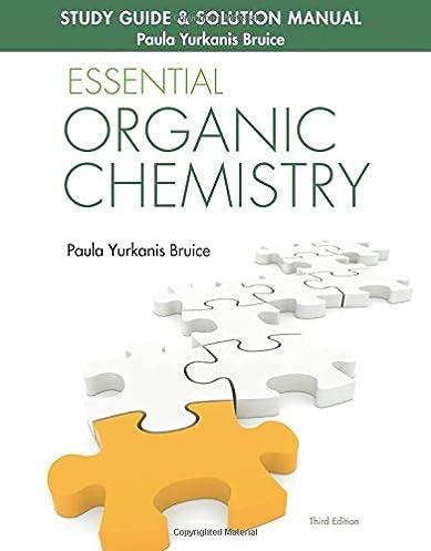 amazon com study guide solution manual for essential organic rh amazon com organic chemistry bruice solutions manual download organic chemistry bruice solutions manual pdf