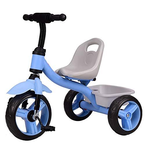 2018新入荷 Axdwfd 青 子ども用自転車 キッズバイク三輪車ロード重量50kg B07PYNMVP4 子ども用自転車 26歳の誕生日プレゼント(カラー:ブルー、レイクブルー、ピンク) 青 B07PYNMVP4, 良品街:23cbb747 --- senas.4x4.lt
