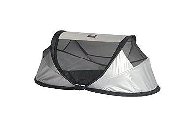 Beste Amazon.com : Deryan Travel Cot Baby Luxe (Silver) by Deryan : Baby PO-73