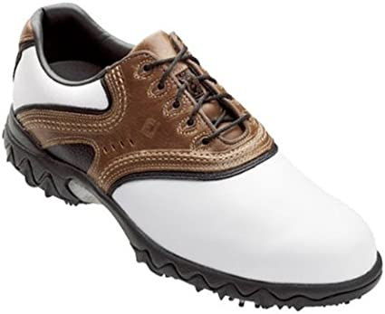 Amazon Com Academy Sports Footjoy Mens Contour Golf Shoes Sports Outdoors