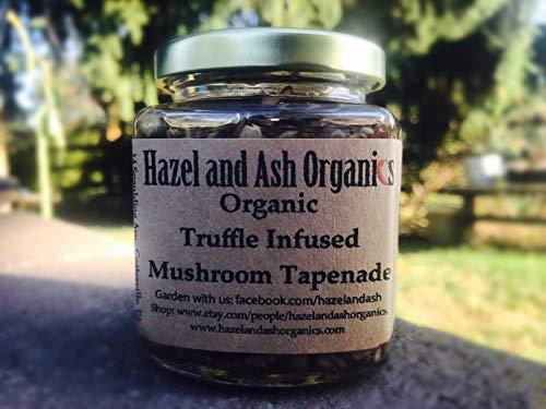 Mushroom Portabella Pasta (Organic Truffle Infused Mushroom Tapenade 9oz)
