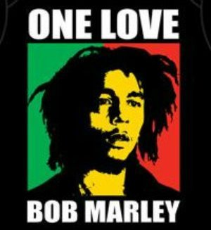 Bob Marley One Love Infant Baby Romper Snapsuit Onesie Black 6M by Bob Marley (Image #1)