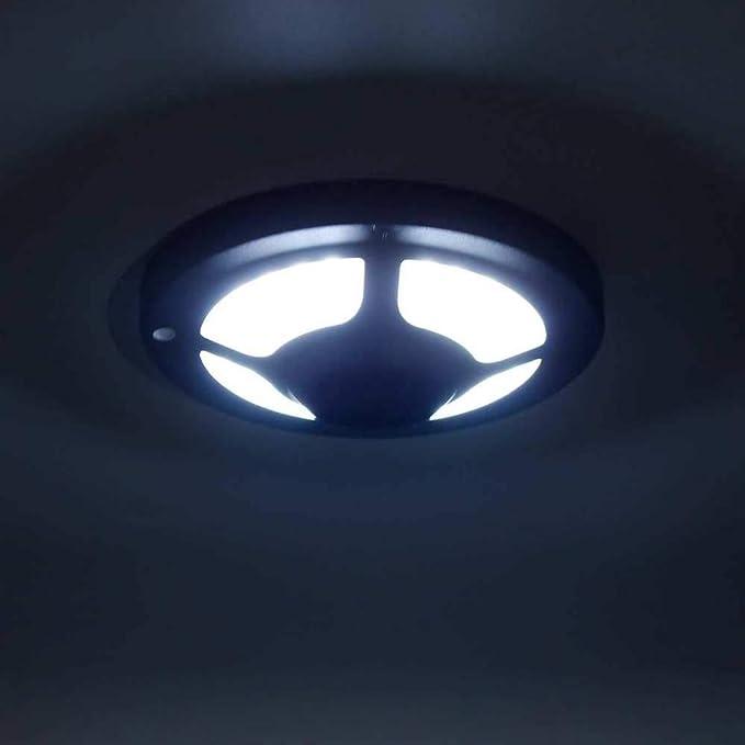 Luz Lampara Usb Al Aire Libre Postes Carpa Camping Luces Recargable Parasol Led Lámpara Para Linterna Playa Jardín Patio Paraguas Luz @ Blanco: Amazon.es: Iluminación