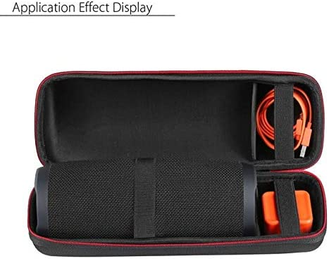 JBL 3 Charge Bluetooth Speaker Carrying Case Hard Storage Travel Portable Pouch