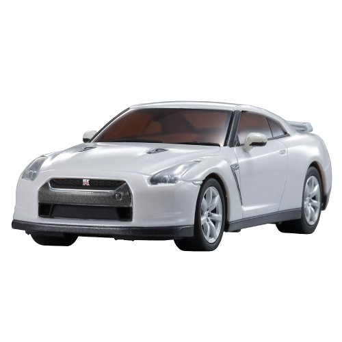 Kyosho ASC FX-101MM | RC CAR PARTS | NISSAN GT-R White Pearl DNX404W ( Japanese Import ) (Nissan Skyline In Fast And Furious Tokyo Drift)