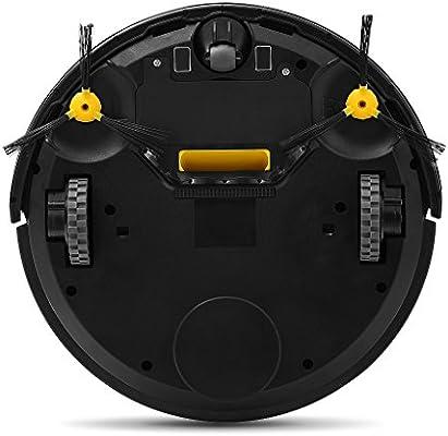 Haier T320 - Robot Aspirador 90 Min (120m2 Cobertura de Limpiar ...