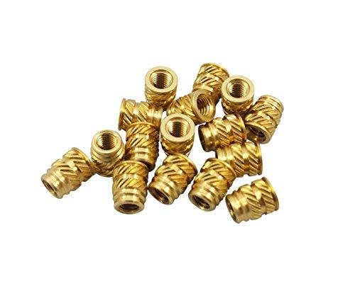 8 32 brass inserts - 3
