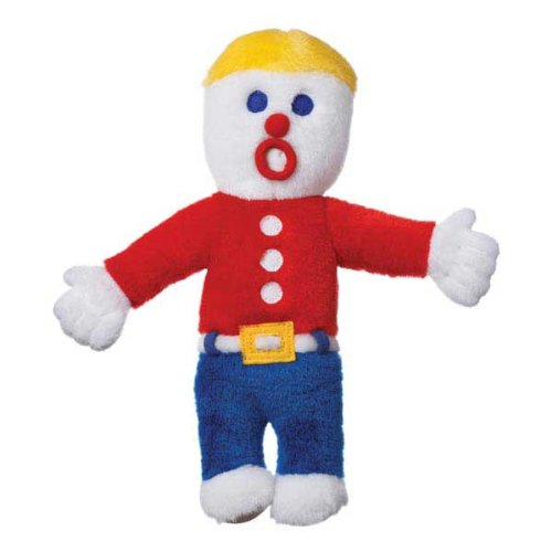 Multipet Mr  Bill Plush Toy  Model 16715