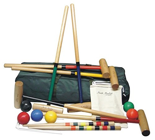 North Meadow Scottsdale 6-Player Croquet ()
