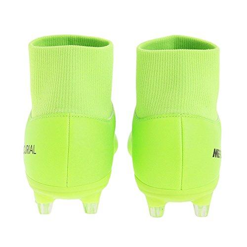 quality design ce11d 6882d alta calidad Botas Nike Mercurial Victory VI Df Ag Pro Verde Con Calcetín