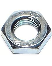 Hard-to-Find Fastener 014973278335 Jam Nuts, 8mm-1.25, Piece-12