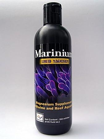 marinium Liquid Magnesium 265 ml Cloruro D Magnesio Acuario Marino Reef Barrera: Amazon.es: Hogar