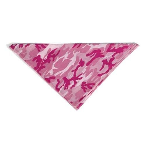 Dog Bandanas Pink or Green Camoflauge Mossy Oak True for sale  Delivered anywhere in USA