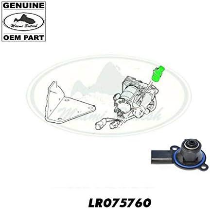 AIR COMPRESSOR SOLENOID VALVE LR3 LR4 RANGE SPORT LR075760 OEM