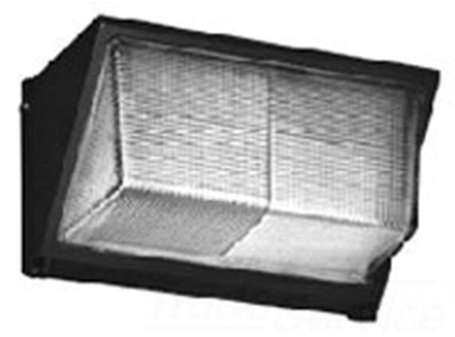 Stonco WP251MA-8 WP Series 1-Light Wall Prism, Bronze Finish with Borosilicate Glass Refractor