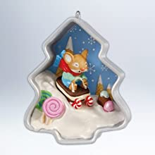 Hallmark 2012 Keepsake Ornaments QX 8301 Cookie Cutter Christmas 1st in the S...