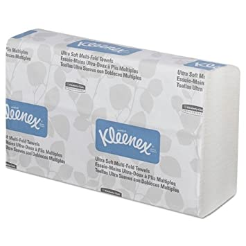 Kleenex Ultra Soft Multifold Paper Towels