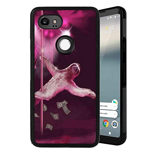 (Google Pixel 2 XL Circus Sloth Case [6-Inch])