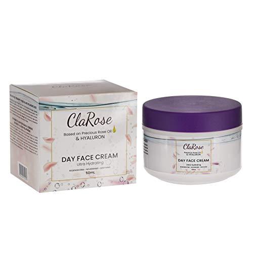ClaRose-Kit-pour-le-visage-anti-age-a-l-039-acide-Kit-Rose-oil-and-Hyaluron miniature 2