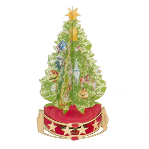 Popup Cards Christmas Tree Paper Ornament To Hung Buy Online