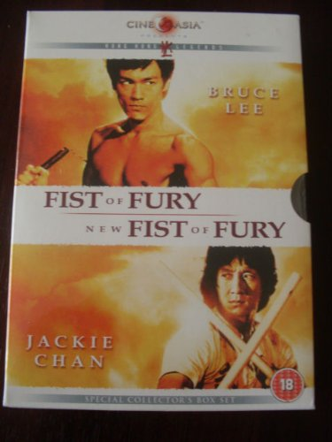 Fist of Fury/New Fist of Fury