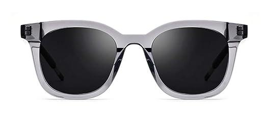 RSQJ Los Hombres y Las Mujeres Gafas de Sol polarizadas HD Gafas de protección UV Espejo de conducción (Color : B): Amazon.es: Deportes y aire libre