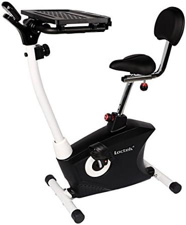 Loctek – Bicicleta estática para uso de oficina en casa: Amazon.es ...