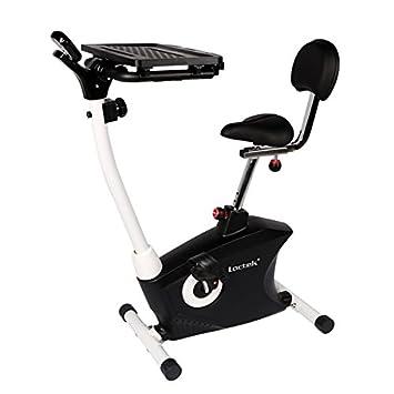 Loctek - Bicicleta estática para uso de oficina en casa: Amazon.es ...